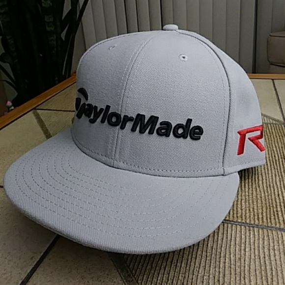 f0e56a7246d16 TaylorMade New Era 9 Fifty Snapback Hat. M 5aaf0d3e50687c274f66b59e. Other  Accessories ...